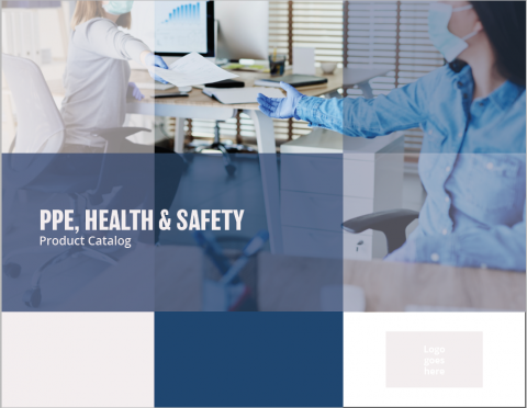 PPE, HEALTH & SAFETY Product Catalog Now Available!