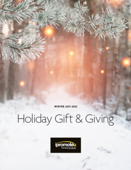 2021 Holiday Gift & Giving Catalog Cover